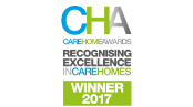 Care Home Awards Winner