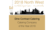 North West Enterprise Awards - Catering Company of the Year 2018