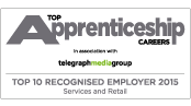 Top10 Apprenticeship Careers